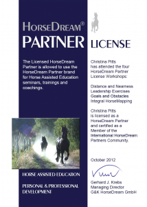 HorseDream License